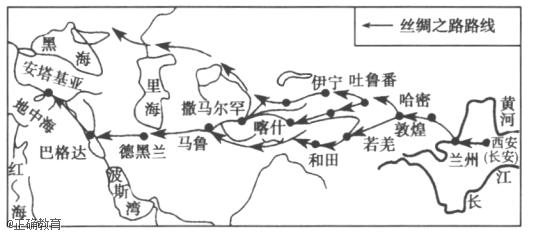 有关丝绸之路的图片_丝绸之路的路线图片 丝绸之路的路线图片大全_社会热点图片_非 ...