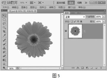 """小明使用flash软件制作主题为""""母亲节""""的作品,其""""enter""""场景的制作"""