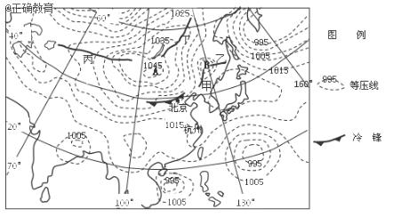 读10月14日2:00海平面气压分布图图片