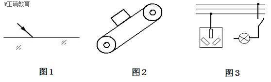 (3)如图3是模拟家庭照明电路的部分电路图