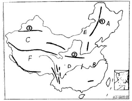中下游平原;塔里木盆地