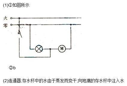 家庭电路的连接 连接方法