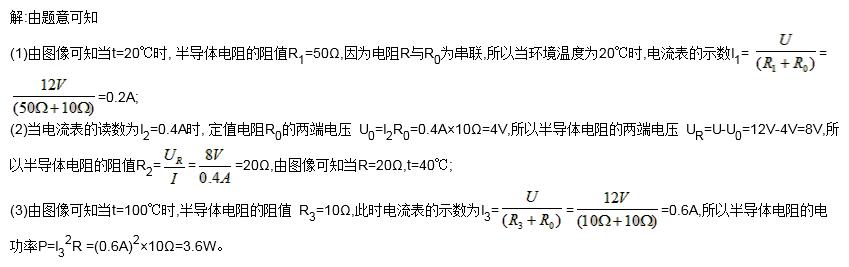 半导体材料的导电能力介于导体和绝缘体之间